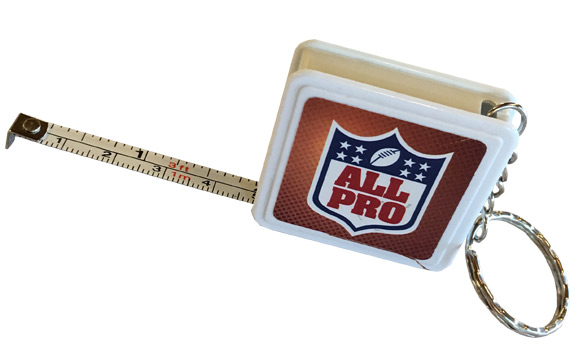 All Pro Pocket Tape Measure - Gifts For Everyone Else - Santa Shop Gifts
