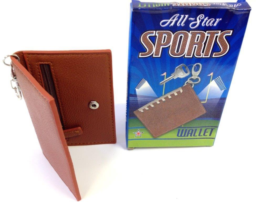 All-Star Sports Wallet Key Chain - Gifts For Men - Santa Shop Gifts