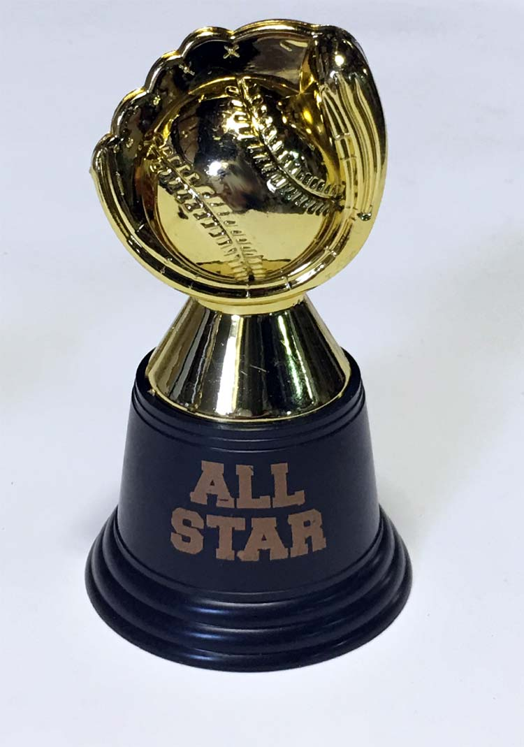 All Star Baseball Trophy - Gifts For Men - Santa Shop Gifts