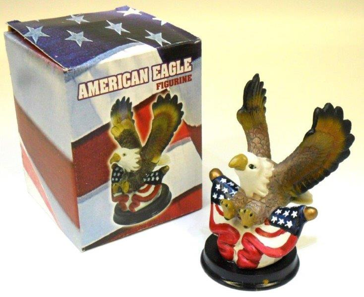 American Eagle Figurine - Gifts For Everyone Else - Santa Shop Gifts