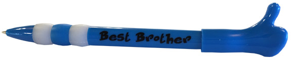 Brother Thumbs Up Pen - Brother Gifts - Santa Shop Gifts