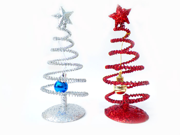 Glitter Christmas Tree - Christmas - Holiday Gifts - Santa Shop Gifts