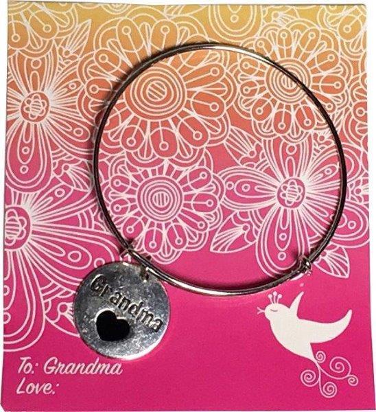 Grandma A&A Design Bracelet - Grandma Gifts - Santa Shop Gifts