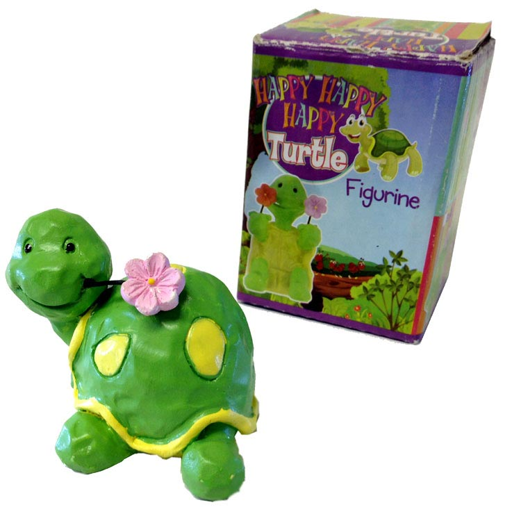 Happy Turtles Figurine - Gifts For Boys & Girls - Santa Shop Gifts