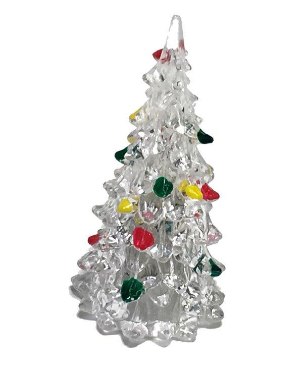 Light Up Christmas Tree - Christmas - Holiday Gifts - Santa Shop Gifts