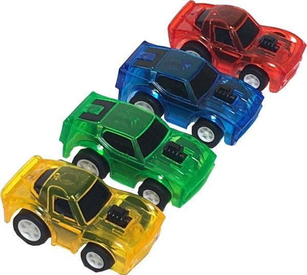 Monster Racer Pull Back Car - Gifts For Boys & Girls - Santa Shop Gifts
