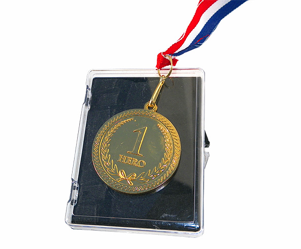 #1 Hero Medal in Case - Dad Gifts - Santa Shop Gifts