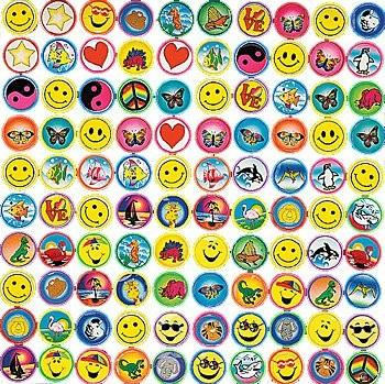 Plastic Stamper Asst. - Gifts For Boys & Girls - Santa Shop Gifts
