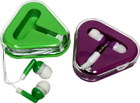 Super Bud Ear Buds Headphones - Gifts For Boys & Girls - Santa Shop Gifts