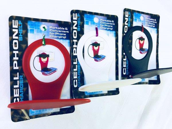 Cell Phone Charging Shelf - Gifts For Everyone Else - Santa Shop Gifts
