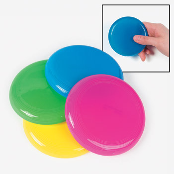 Mini Flying Disk - Gifts For Boys & Girls - Santa Shop Gifts