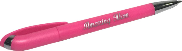 Amazing Mom Pen On Gift Card - Mom Gifts - Santa Shop Gifts