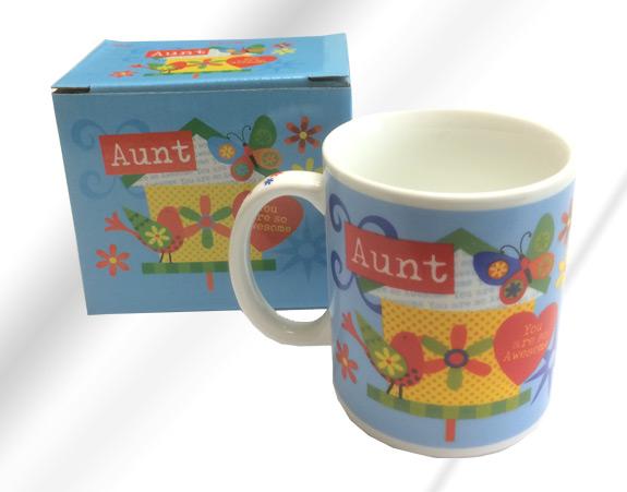 Aunt Mug - Special - Aunt Gifts - Santa Shop Gifts