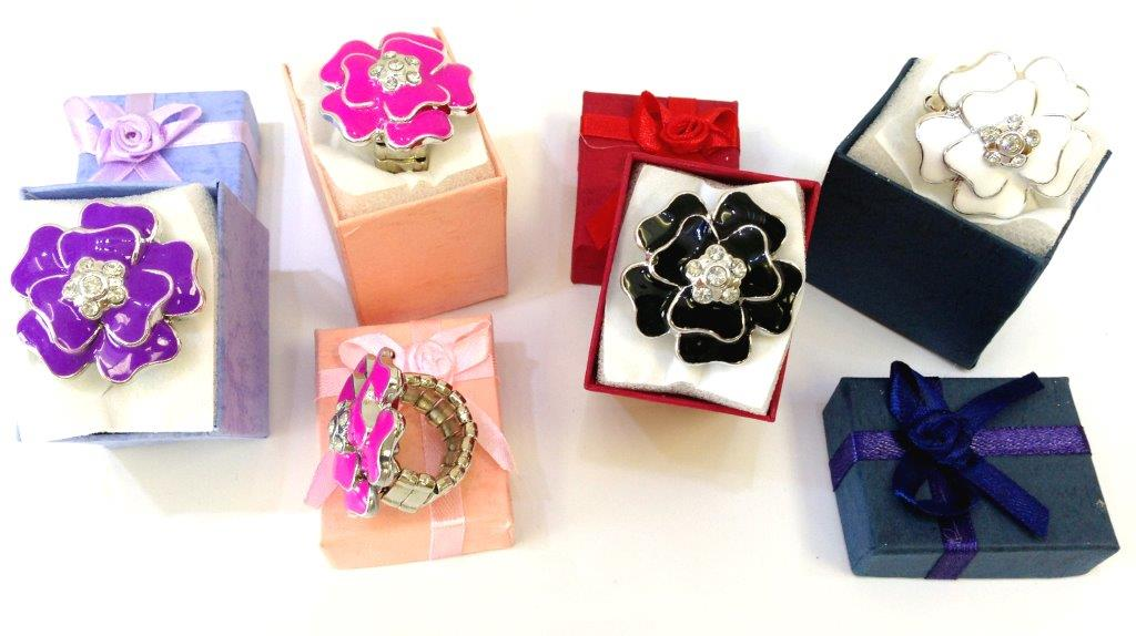 Blossom Ring - Jewelry Gifts - Santa Shop Gifts