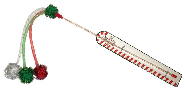Cat Teaser Wand Toy - Pets Gifts - Santa Shop Gifts