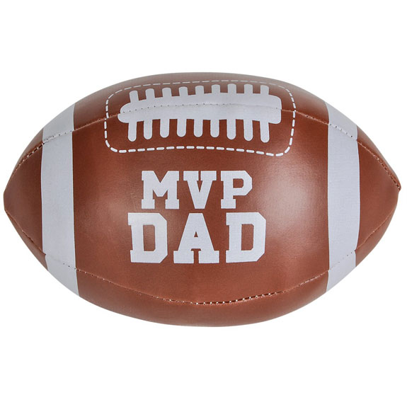 Dad MVP Football - Dad Gifts - Santa Shop Gifts