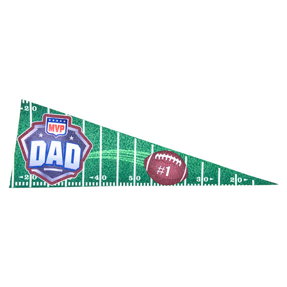 DAD PENNANT - Dad Gifts - Santa Shop Gifts