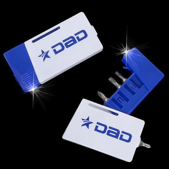 Dad Flashlight Tool Set - Dad Gifts - Santa Shop Gifts