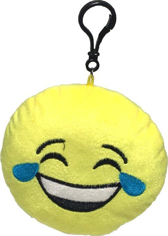 Plush Emoji with Clip - Plush Gifts - Santa Shop Gifts
