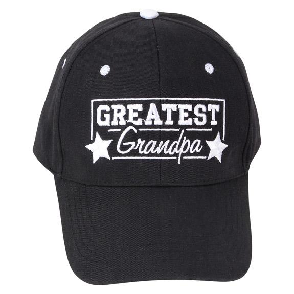 Greatest Grandpa Hat - Grandpa Gifts - Santa Shop Gifts