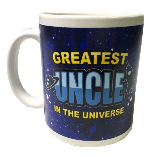 Greatest Uncle Mug - Uncle Gifts - Santa Shop Gifts