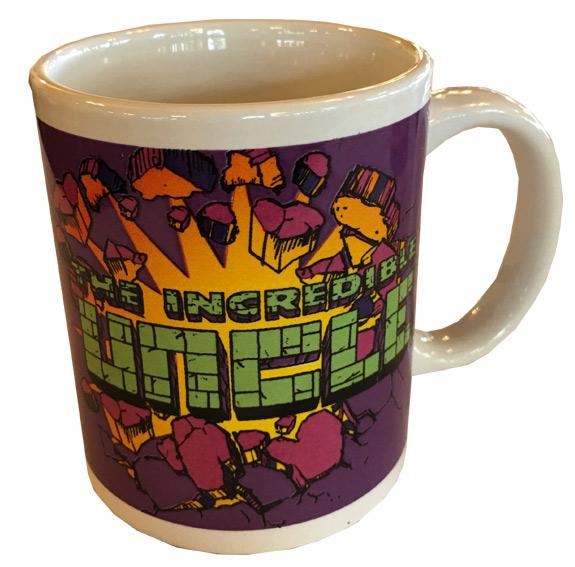Incredible Uncle Mug - Uncle Gifts - Santa Shop Gifts