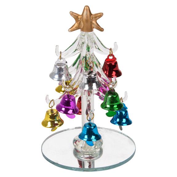 Jingle Bell Tree - Christmas - Holiday Gifts - Santa Shop Gifts