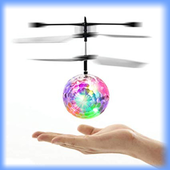 Flying Crystal Ball
