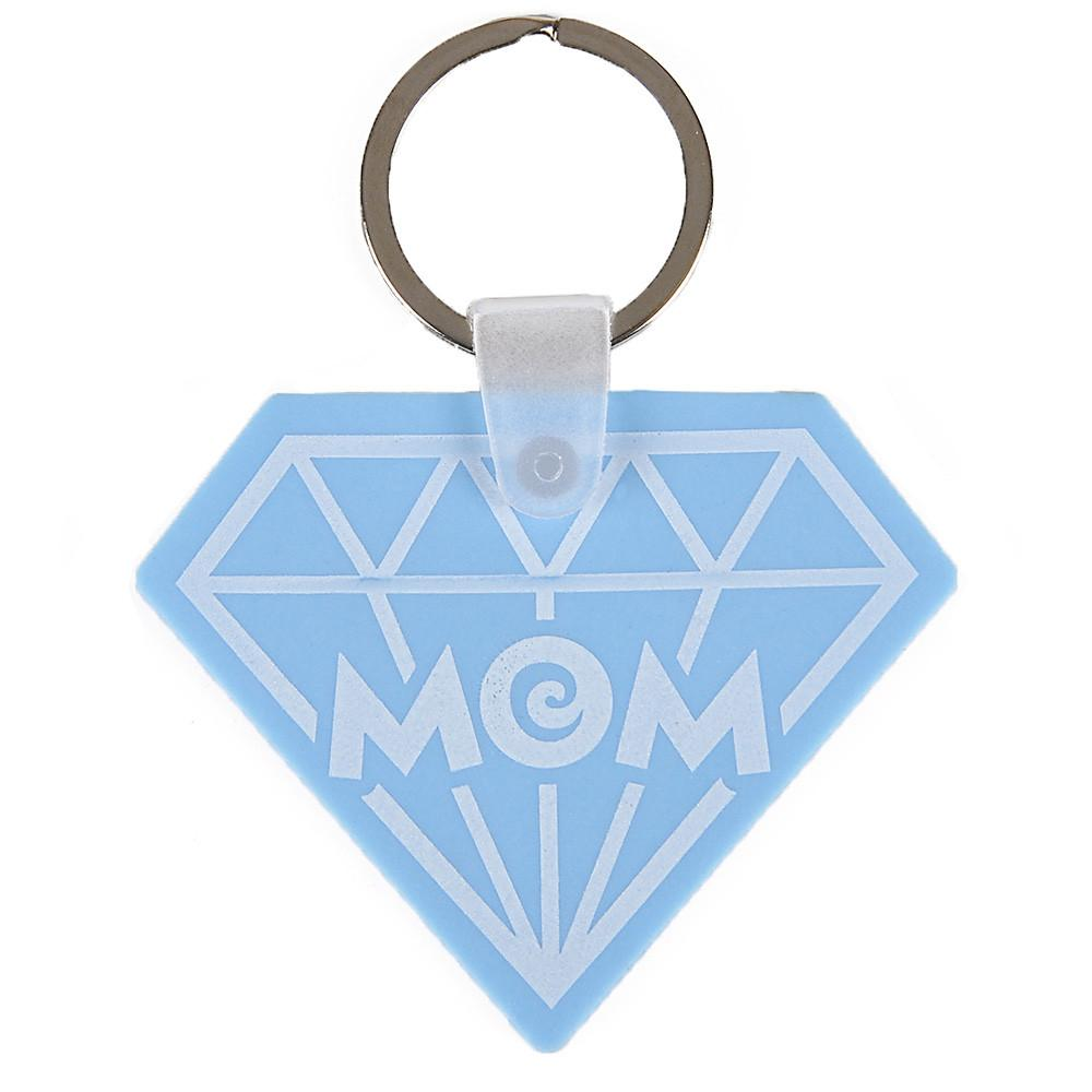 MOM DIAMOND KEYCHAIN - Mom Gifts - Santa Shop Gifts