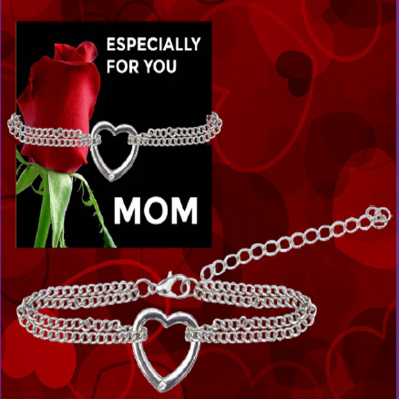 Mom ''Especially for You'' Bracelet