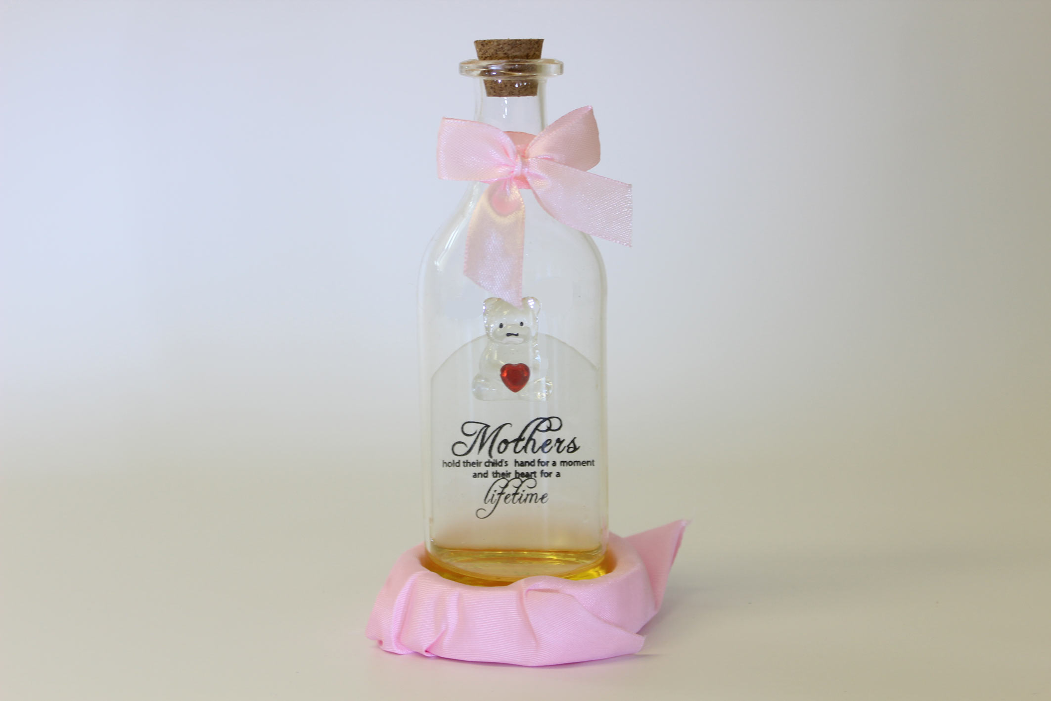 Mom Message in a Bottle - Mom Gifts - Santa Shop Gifts