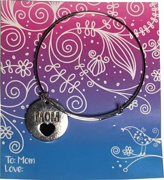 Mom A&A Design Bracelet - Mom Gifts - Santa Shop Gifts