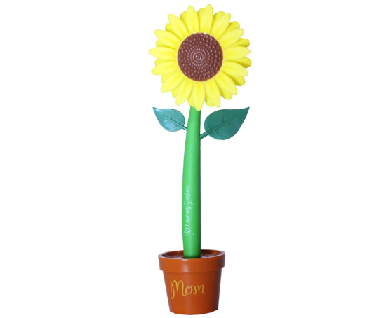 Mom you are my Sunshine Flower Pen - Mom Gifts - Santa Shop Gifts