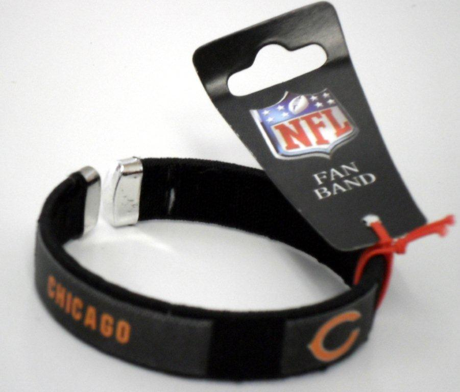 Chicago Bears Fan Band - Jewelry Gifts - Santa Shop Gifts