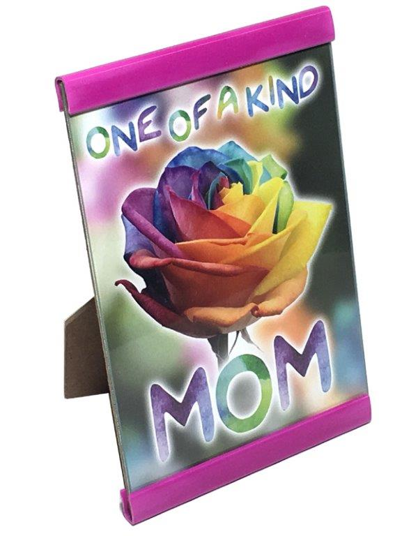 One of a Kind Mom Plaque - Mom Gifts - Santa Shop Gifts