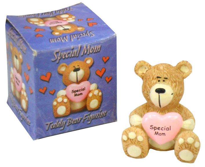 Special Mom Teddy Bear - Mom Gifts - Santa Shop Gifts