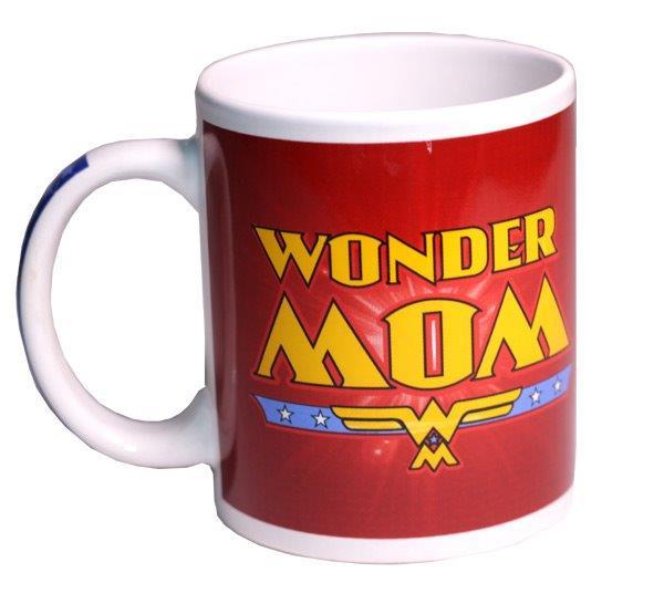 Wonder Mom Mug - Mom Gifts - Santa Shop Gifts