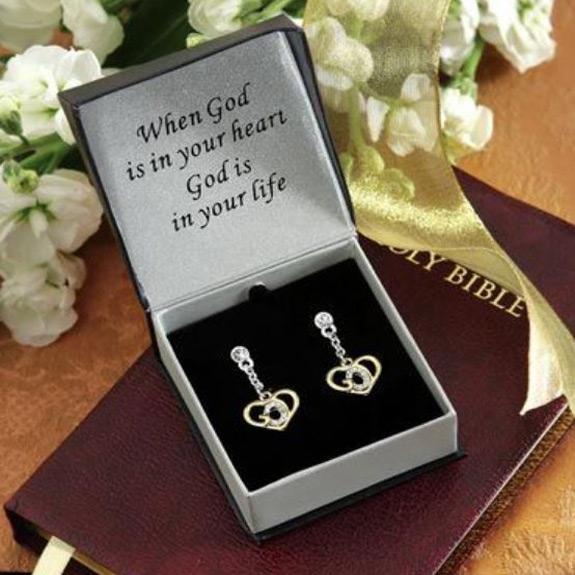 God's Heart Earrings
