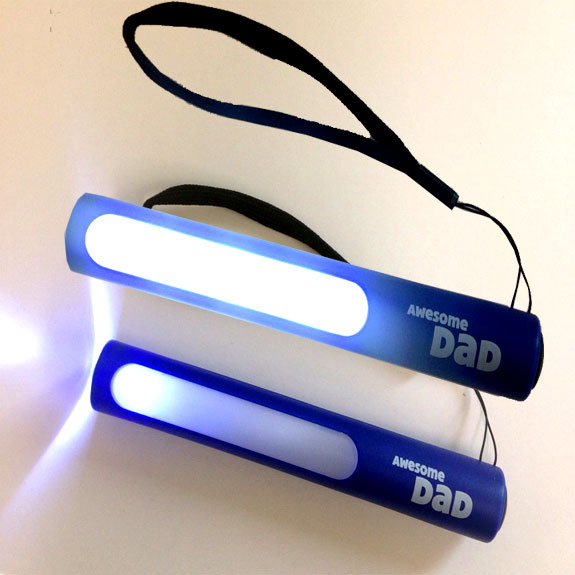 Awesome Dad Shop Light - Dad Gifts - Santa Shop Gifts