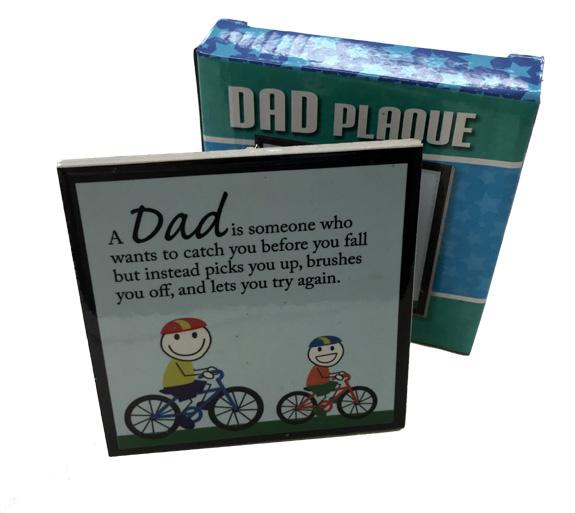 Dad Plaque