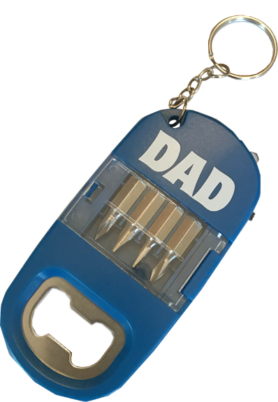 Dad Multi-Tool Bottle Opener - Dad Gifts - Santa Shop Gifts