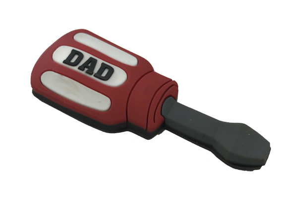 Dad Screwdriver Shape Magnet