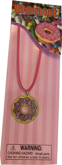 Donut Necklace - Gifts For Boys & Girls - Santa Shop Gifts