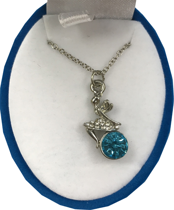 Fairy Necklace - Jewelry Gifts - Santa Shop Gifts