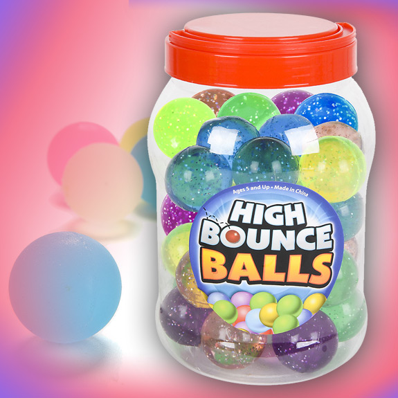 Icy Hi Bounce Ball - Gifts For Boys & Girls - Santa Shop Gifts