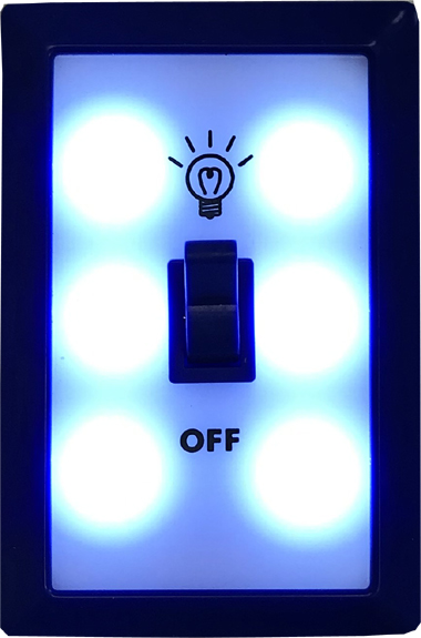 Light Switch LED - Gifts For Everyone Else - Santa Shop Gifts