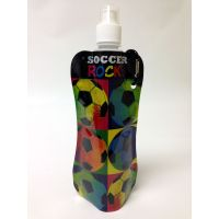 Soccer Rocks Collapsible Water Bottle - Gifts For Boys & Girls - Santa Shop Gifts