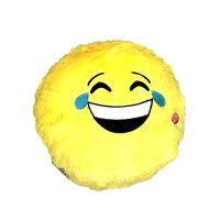 Light Up Emoji Smile Pillow - Gifts For Boys & Girls - Santa Shop Gifts