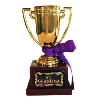 Number 1 Grandma Trophy - Grandma Gifts - Santa Shop Gifts