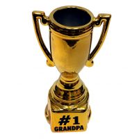 Grandpa Gold Trophy - Grandpa Gifts - Santa Shop Gifts